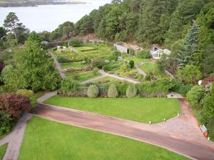 aerial-walled-garden