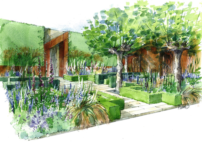 bannerChris-Beardshaw-Morgan-Stanley-Healthy-Cities-Garden-Illustration--1