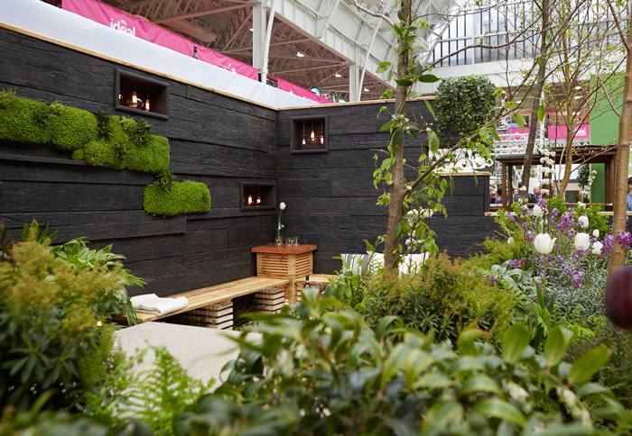 writtle college wins 2015 young gardeners at ideal home. Black Bedroom Furniture Sets. Home Design Ideas