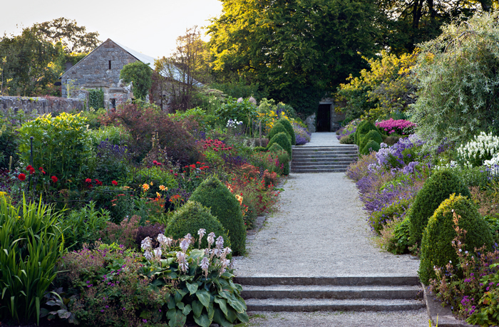 The irish garden for Irish garden designs