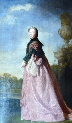 left-Augusta,-Dowager-Princess-of-Wales-by-Allan-Ramsay
