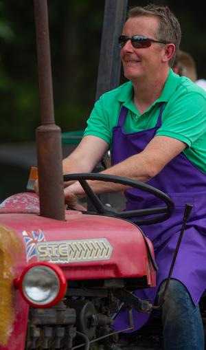 side-brendan-on-tractor