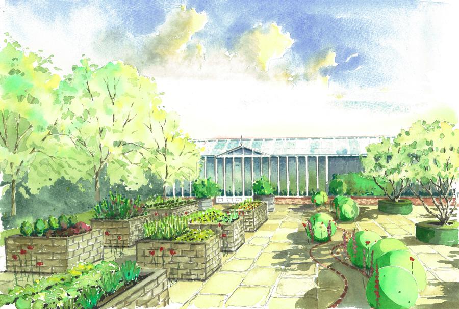 Garden Centre Nr Oswestry Garden Ftempo